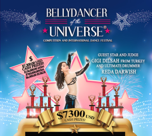 Tanya- Belly dancer of the Universe 2