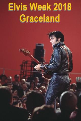 Elvis 68 Memphis banner