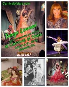 Tanya Carnival of stars 1